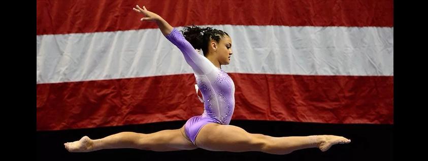 Laurie Hernandez Gymnastics