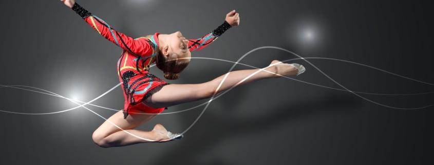 Gymnastics Floor Music Dancer