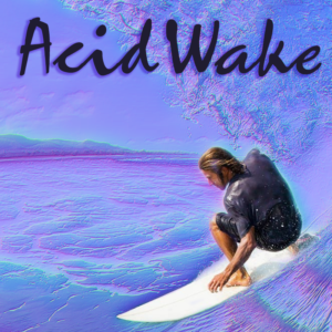 Electronic Dance Gymnastics Floor Music - Acid Wake